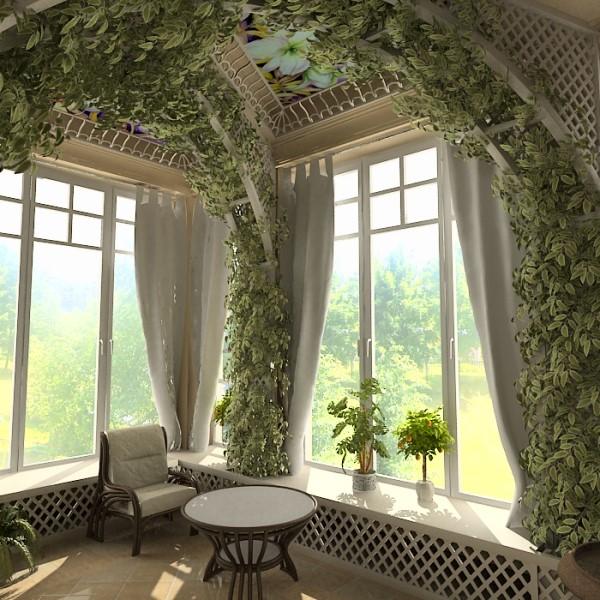 пластиковые окна для веранды в одно стекло