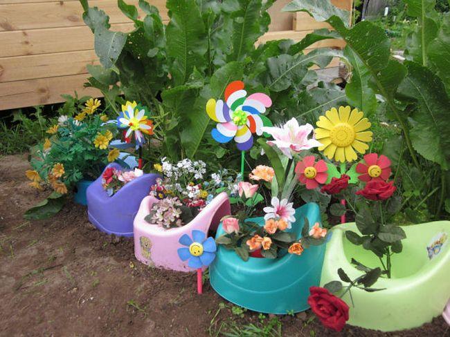 Оформление садового участка (50 фото особенности) 71