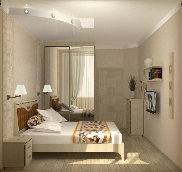 фото интерьер комнаты 14 кв м
