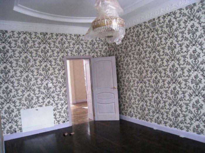 Расценки поклейка обоев в квартире