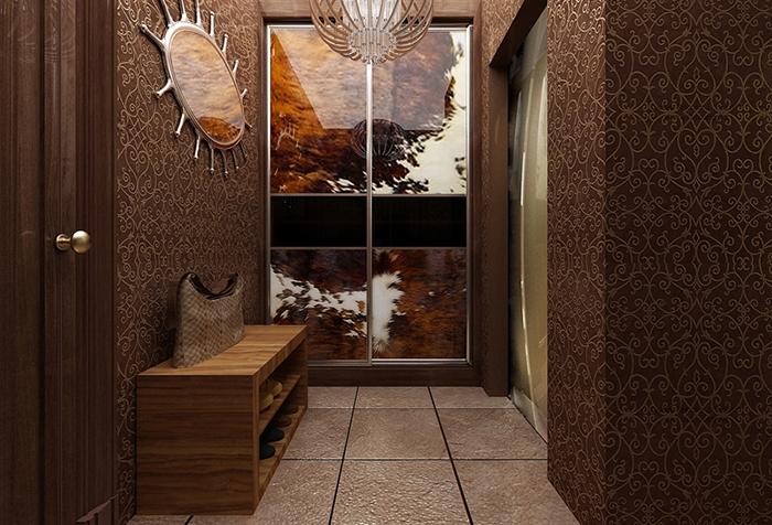Дизайн длинного коридора 96 фото  ЭтотДом