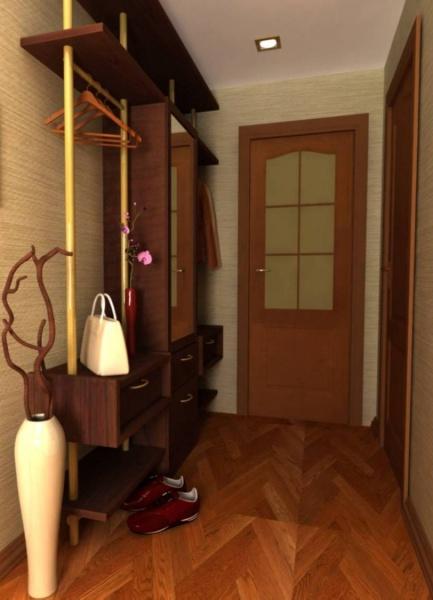 Дизайн коридора в панельном доме фото