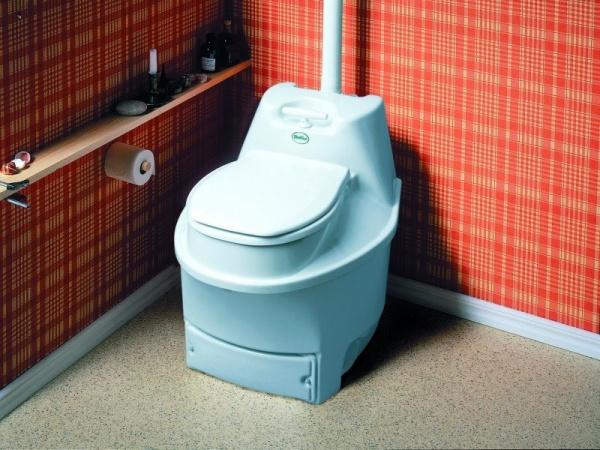 как обустроить дачный туалет внутри фото