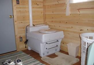 Как туалет сделать на даче без запаха