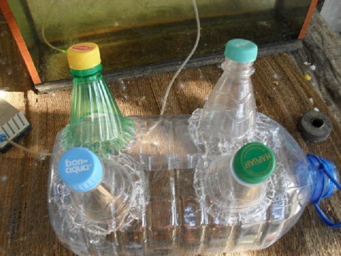 Животные из пластиковых бутылки своими руками пошагово