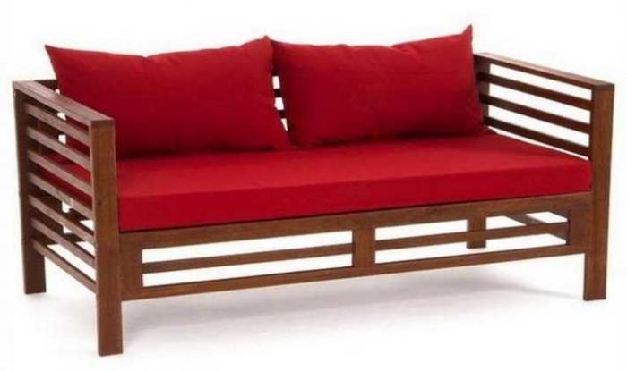 gartenbank mit r ckenlehne. Black Bedroom Furniture Sets. Home Design Ideas
