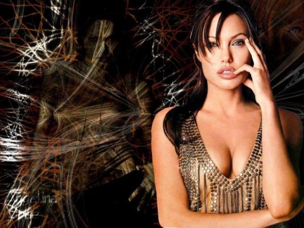 фотообои Анджелина Джоли