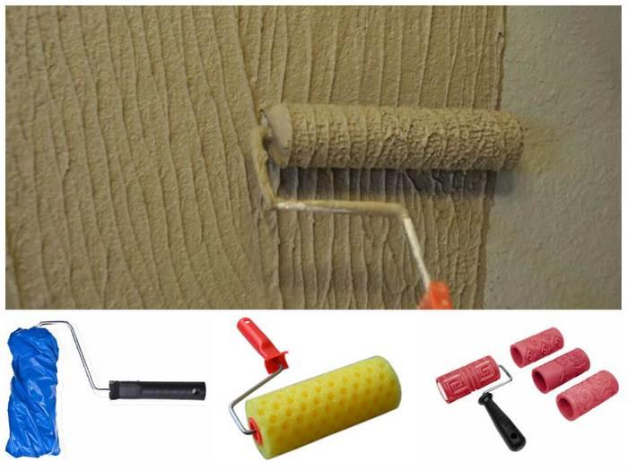 Какие инструменты использовать для окраски стен продажа гидроизоляция цмид
