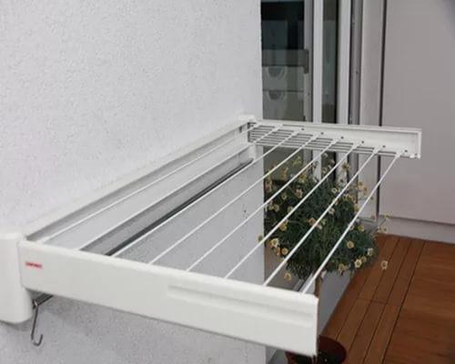 Сушилка для белья на балкон.