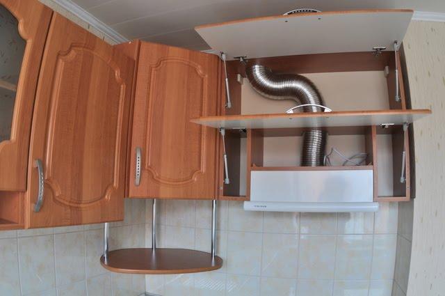 Вентиляция на кухне с вытяжкой своими руками 105