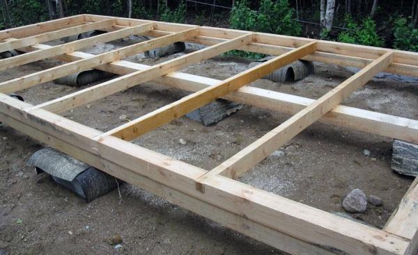 построить бытовку 6х3 своими руками пошаговая инструкция - фото 3
