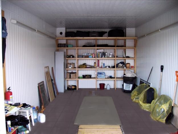 Модернизация гаража своими руками 15