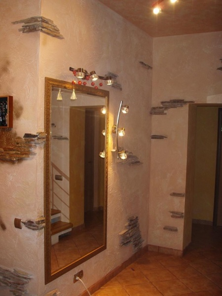 Зеркало в коридоре в хрущевке дизайн
