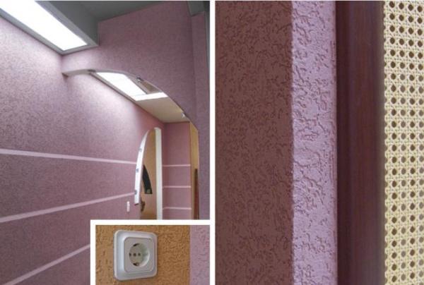 Краски для стен не пахнущие нанесение шпатлевки на пластмассу