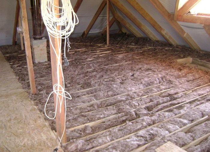 Как сделать потолок в доме теплее 49