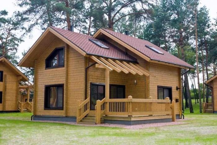 Architekt dom dreva recenzie