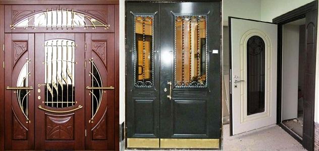 железная дверь мдф россия 10000 руб