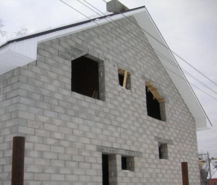 Построить дом из пеноблоков своими руками рассчитать стоимость 9