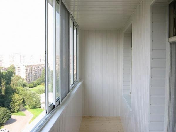 Остекление балконов и лоджий алюминиевым профилем + фото ....