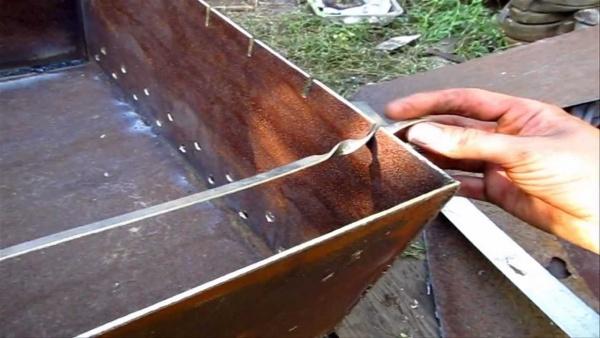 Сделал из металла своими руками