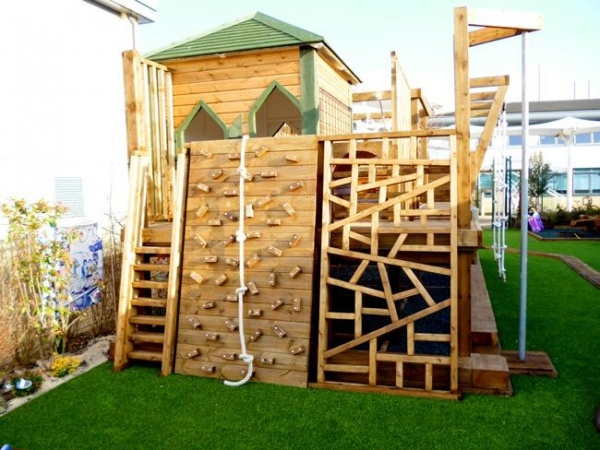 for Diy play structure