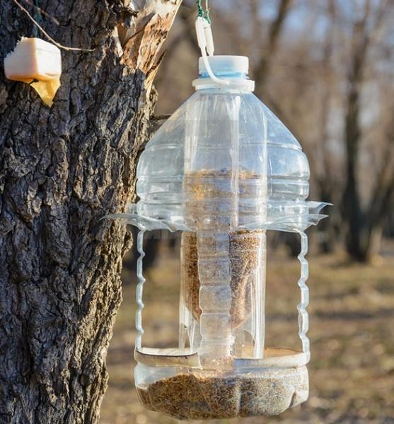 Схема поделок пластиковых бутылок своими руками фото 750
