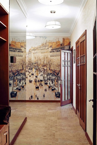 фотообои в коридор фото