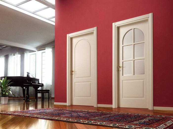 Размер стандартных межкомнатных дверей