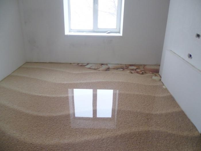 Наливные полы в квартире боларс лак полиуретановый россия наливной пол