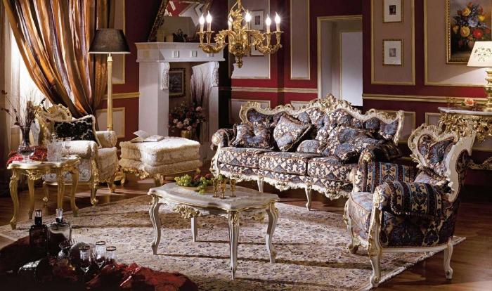 Мебель резная фото
