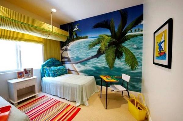 фотообои пальма