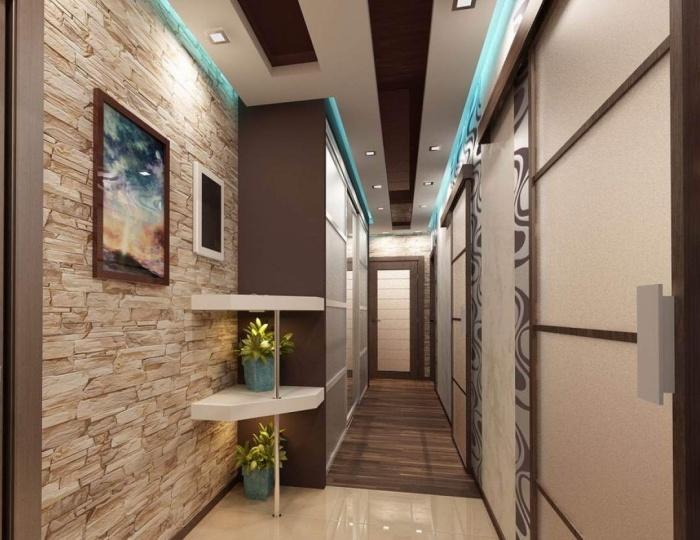Дизайн и перепланировка 2 комнатной квартире - Смотрим на