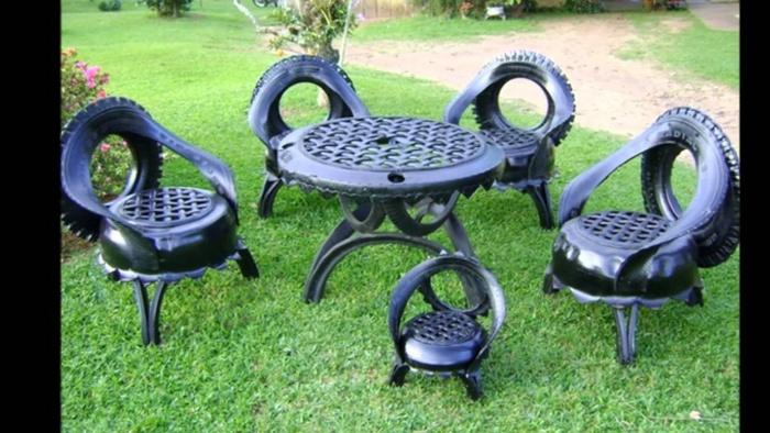 Столы и стулья своими руками
