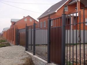 арматурный сварной забор
