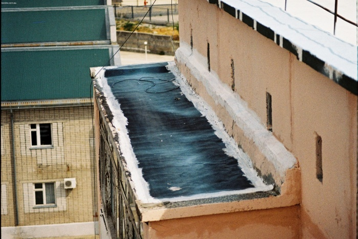Гидроизоляция и установка стоков на балконов полиуретановый лак производство россия