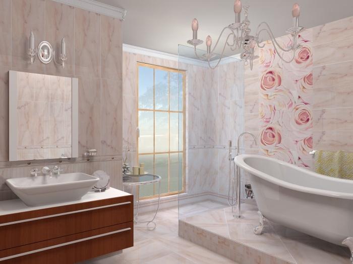 Как красиво отделать ванную панелями пвх