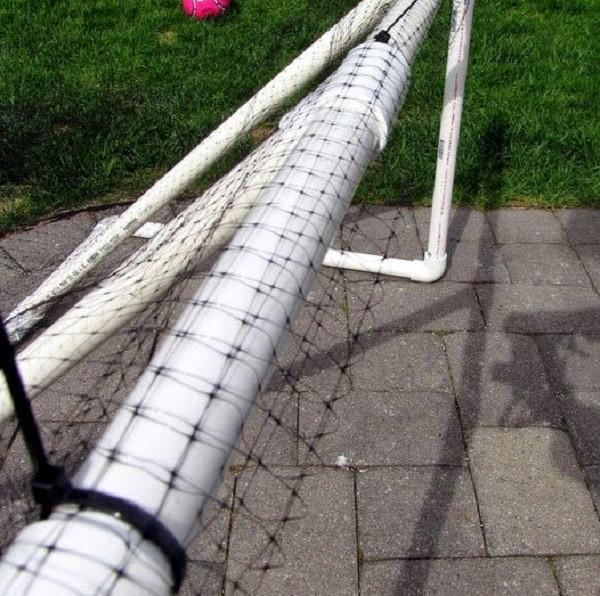 Из чего можно сделать сетку для футбольных ворот своими руками фото 867