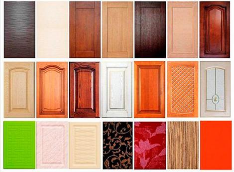 Дверцы на кухонную мебель своими руками