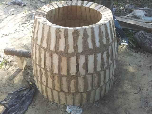 Баня построить своими руками видео фото 187