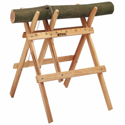 Как сделать козёл для распилки дров своими руками 477
