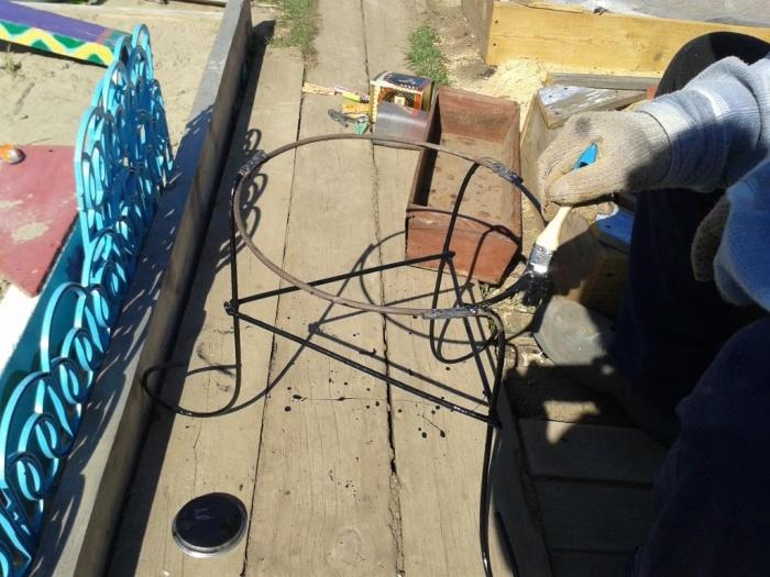Как сделать ветряную мельницу своими руками фото 938