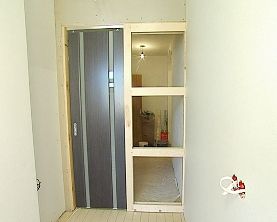 Двери купе для гардеробной своими руками фото