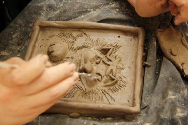 Как самим сделать керамику