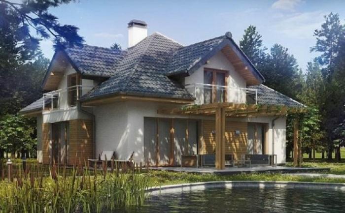 Eine Studie Von Einer Großen Anzahl Von Verschiedenen Projekten Helfen  Ihnen, Die Beste Option Für Ihre Eigenen Gehäuse Mit Dachboden Und Garage  Zur ...