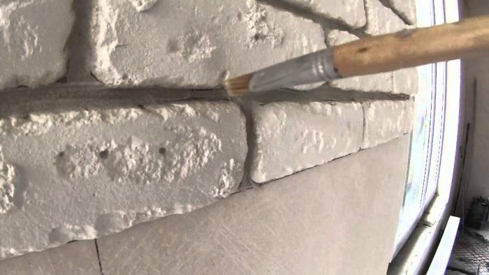 Чем покрыть гипсовую плитку