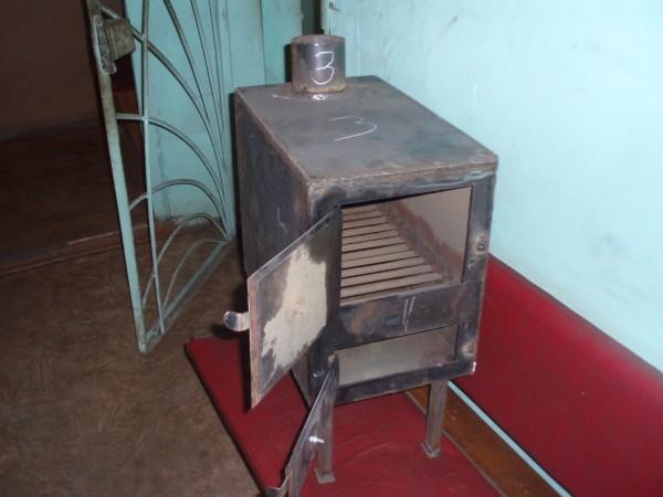 Сделать своими руками печка буржуйка 730