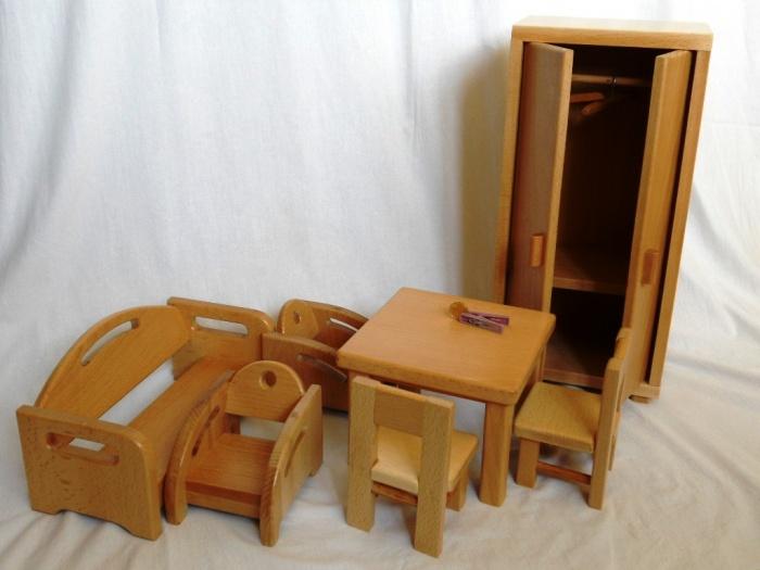 Мебель для кукольного своими руками