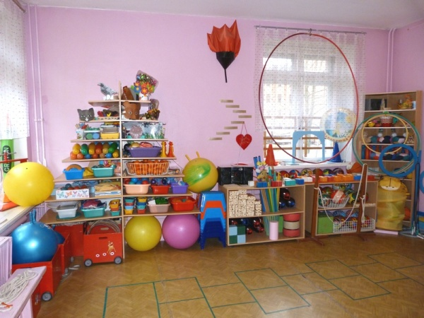 Оформление спортивного уголок в детском саду своими руками фото 660