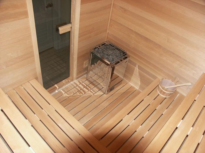 Как сделать лучше пол в бане