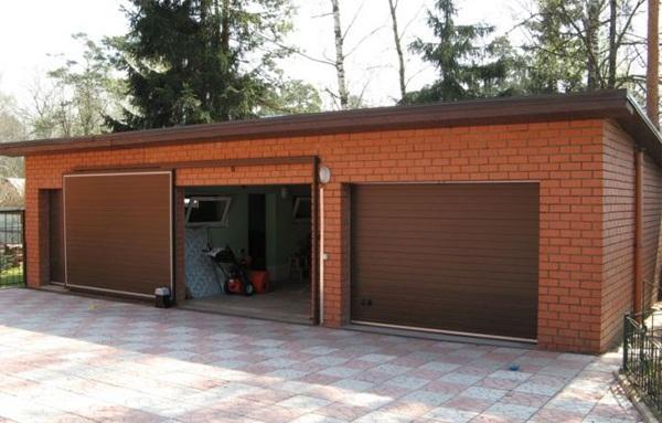 Ворота сдвижные для гаража своими руками